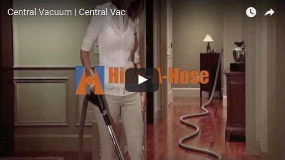 Central Vacuum Hide A Hose Quick Overview